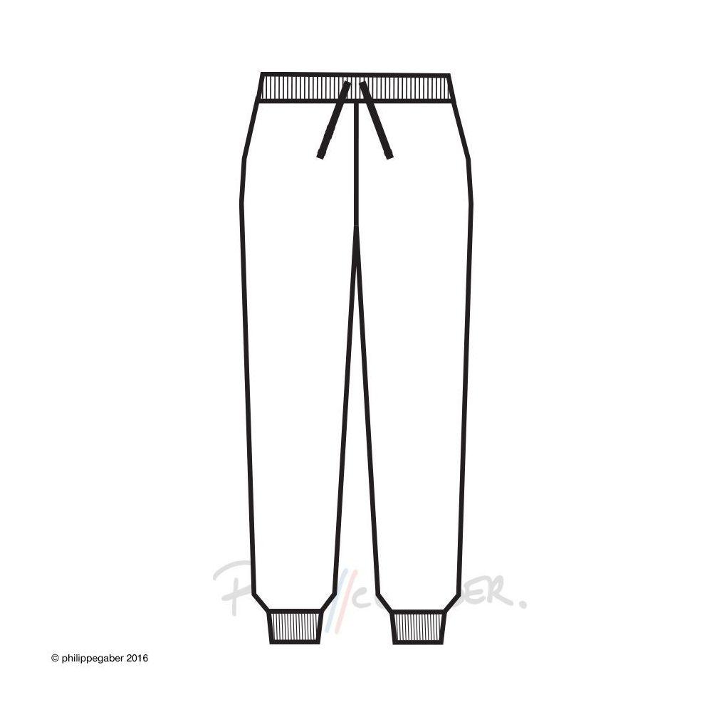 Organic Sweatpants Made in Paris