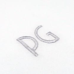 3 Mouchoirs bio luxe Made in France personnalisation initiales brodées art déco philippegaber Paris ©philippegaber