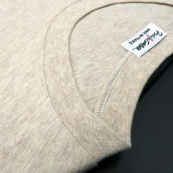 T-shirt bio Made in France un tshirt propre et ethique en coton biologique certifié Gots et fabriqué à Paris par Philippe Gaber un t-shirt bio pour homme & femme très doux pour une mode éthique et responsable made in France