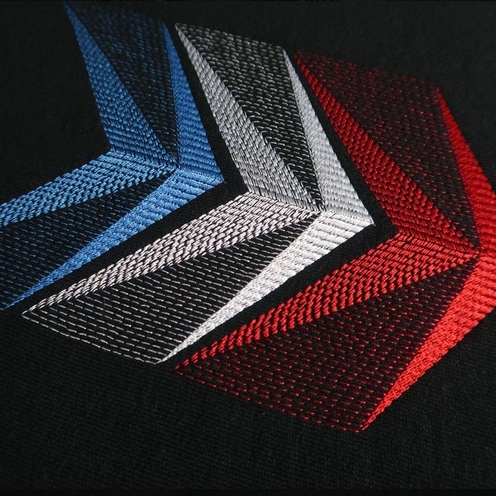 Sweat-shirt Made in France et bio pour Homme Femme Sweatshirts français éco-responsable fabriqués avec éthique à Paris par Philippe Gaber sweat-shirt brodé avec fil de viscose Enka, donc un sweat-shirt bio végan
