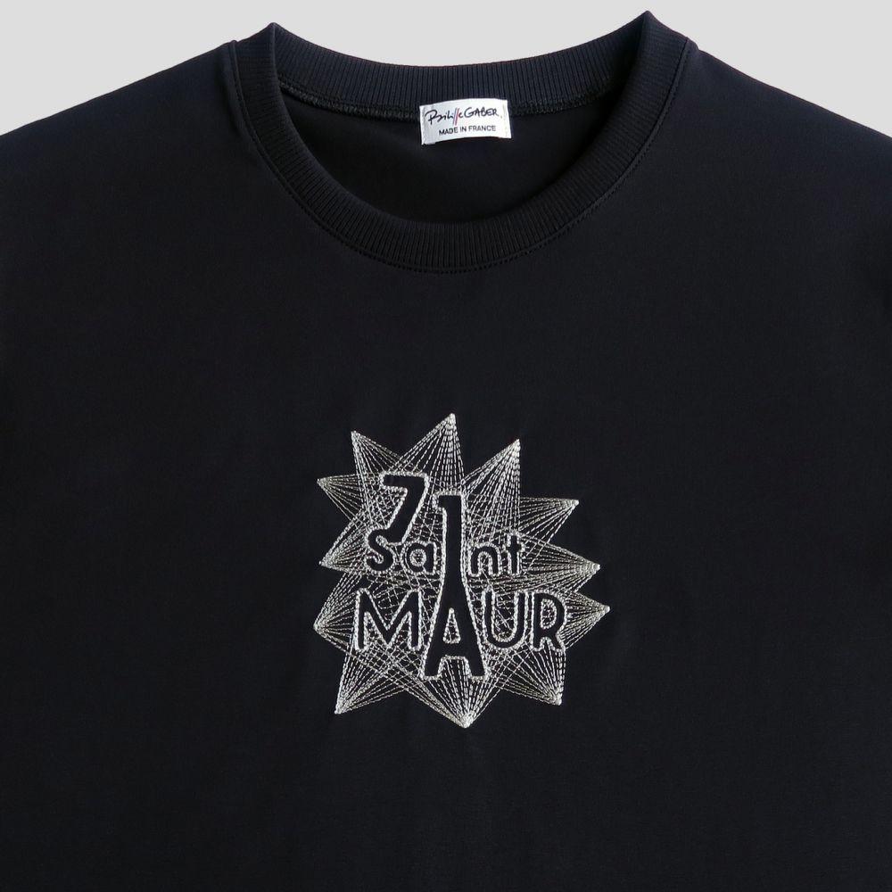 T-shirt Bio Made in France, T-shirt bio fleur de coton bio certifié Gots pour l'homme et la femme, une mode éthique fabriqué à Paris par Philippe Gaber