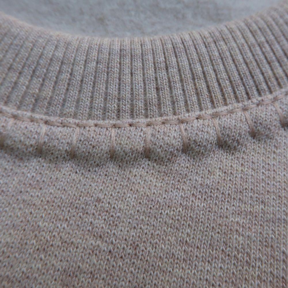 Sweat-shirt bio et made in France à manches marteau fabriqué et signé par PhilippeGaber un sweat-shirt bio homme et femme