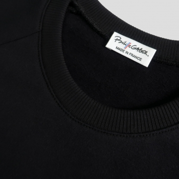 Children's organic sweatshirt Made in France | PhilippeGaber ethical fashion for kids & made in Paris