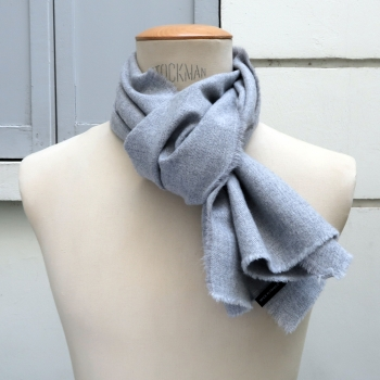 Dots Wool & silk scarf