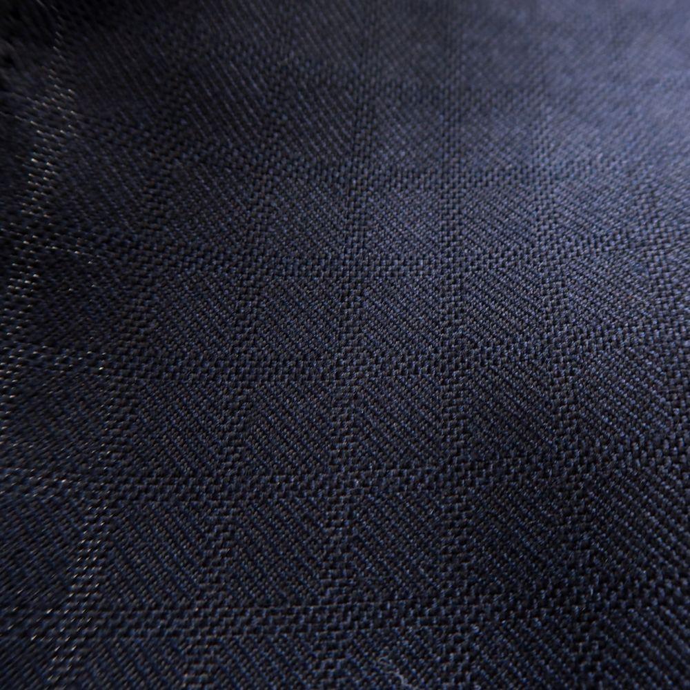 Carré PhilippeGaber foulard en 50% Soie et 50% de cachemire, un accessoire luxe cachemire et soie made in France