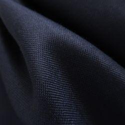 Steel gray silk square
