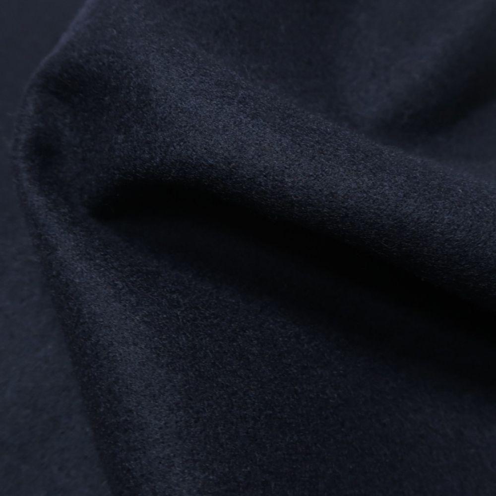 écharpe luxe Pure laine vierge Mérinos Mon beau Danube Bleu Parisien PhilippeGaber
