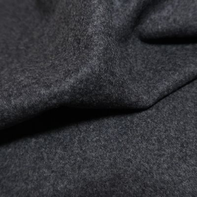 Navy blue Danube scraf in Merino Pure Wool