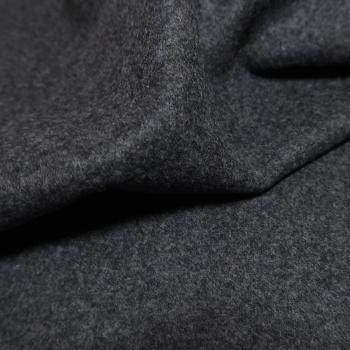 Navy blue Danube scraf in Merino Pure Wool