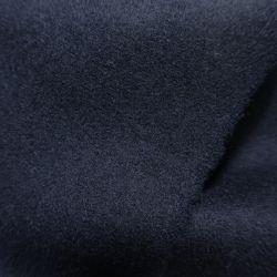Echarpe beau Danuble bleu marine en Pure laine Vierge Merinos