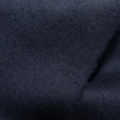 Navy blue Merino Pure Wool scraf