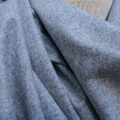 Parisian Mist scarf in Merino Pure Wool