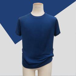 T-shirt bio homme & femme fabriqué et brodé par Philippe Gaber à Paris T-shirt bio Made in France mode éthique Paris