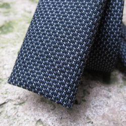 hand made tie, Wool & Silk blend, self-tipping Tie handmade in Paris by philippegaber handmade necktie Made in France