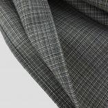 foulard carré Mohair & soie tissu français luxe, foulard bandana pour homme et femme made in France par Philippe Gaber