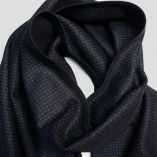 One Night in Paris 100% cachemire scarf Made in France by PhilippeGaber