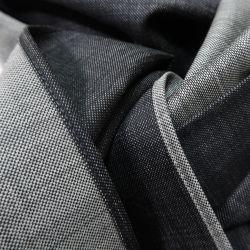 Foulard luxe soir à Paris laine et soie made in France  Philippe Gaber