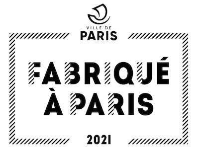 Sweat-shirt en coton biologique certifiés Gots de philippe Gaber sont label Fabriqué à Paris décerné par la Ville de pARIS