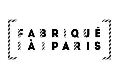 Philippe Gaber lauréat du label fabriqué à Paris décembre 2018